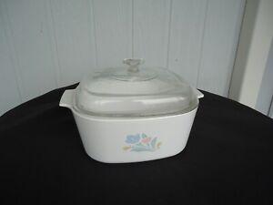 Corning Ware  5 lt casserole baking dish friendship a-5-b