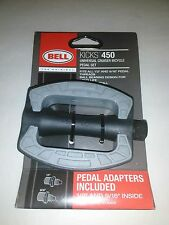 """Bell Kicks 450 Universal Cruiser Bicycle Pedal Set Fits All 1/2"""" And 9/16"""" New"""