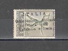 S1834 - CEFALONIA 1941 - LOTTO SERIE MITOLOGICA ** LING - VEDI FOTO