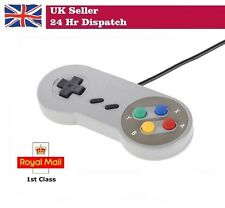 SNES Style USB Gamepad Controller Compatible with Raspberry Pi RetroPie