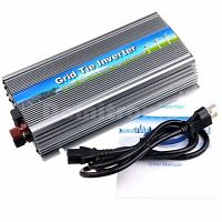 1000W Grid Tie Inverter 110V or 220V Output MPPT Pure Sine Wave Inverter Power