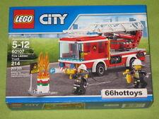 LEGO CITY 60107 Fire Ladder Truck New