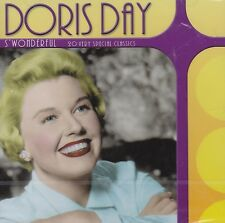 [NEW] CD: DORIS DAY: S'WONDERFUL - 20 VERY SPECIAL CLASSICS