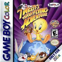 GameBoy Color Spiel - Tweety's High-Flying Adventure mit OVP sehr guter Zustand