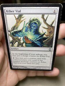 Aether Vial Darksteel MTG Card PL