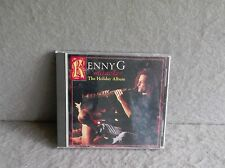 KENNY G MIRACLES THE HOLIDAY ALBUM CD Saxophone Smooth Jazz Christmas