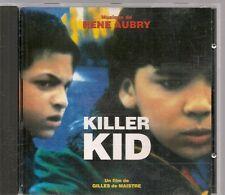 CD ALBUM BOF/OST 14 TITRES--KILLER KID--RENE AUBRY--1994