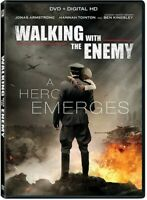 Walking With The Enemy DVD NEW