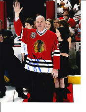 TROY MURRAY CHICAGO BLACKHAWKS SIGNED RED CARPET HONOR 8X10