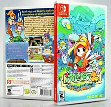 Ittle dew 2+ - switch American Full English new sealed region free nintendo