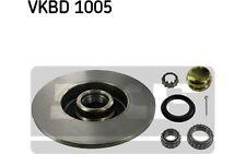 SKF Disco de freno (x2) Trasero 226mm VOLKSWAGEN GOLF SEAT TOLEDO VKBD 1005