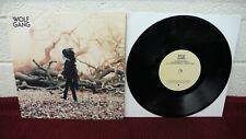 "WOLF GANG Self Titled 10"" Vinyl Elektra Records Lasse Petersen the rakes klang"