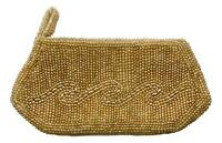 Clutch Handbag ● Vintage Miranda ● Hand-Beaded ● c. 1950's ● Immaculate