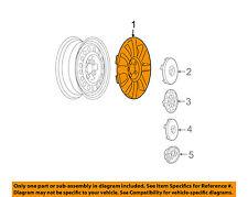 Buick GM OEM 05-09 LaCrosse Wheels-Wheel Cover 9597325