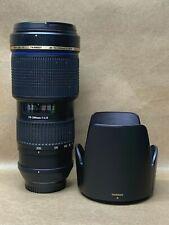 Tamron  AF 70-200mm F/2.8 (IF) MACRO Lens DI SP 77 A001 for Nikon