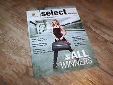 Catalogue / Brochure PORSCHE SELECT Magazine 01/2016  //