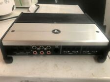 JL AUDIO XD500/3v2 Car 3-Channel XD Series Class D Car Sub/Speaker Amplifier