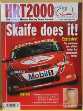 Holden Racing Team Official Annual Lowndes Skaife 2000 Rare Ex Condition