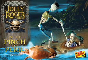 Lindberg 1:12 Jolly Roger Series: In ThePinch, #R2LIN0HL612