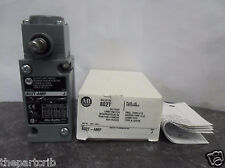 New Allen Bradley 802T-AMP Ser. J Oiltight Plug-In Maintained Limit Switch NIB