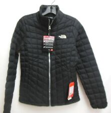 The North Face Women's Thermoball FZ Jacket TNF Black Size XL
