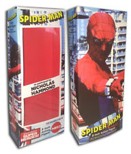 "Mego Spider-Man Tv Box for 8"" Action Figure"