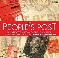 The People's Post - A Narrative History of the Post Office - Audio CD . Free P&P