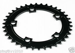 J&L Narrow Wide Road/CX 1x ChainRing-130MM BCD-fit Sram,Shimano,FSA,RACEFACE