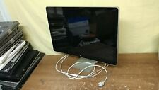 """24"""" Apple LED Cinema Display  Monitor A1267 For Parts or Reapir"""