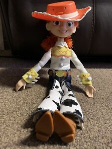 Jessie From Toy Story Interactive Pull String Toy