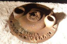 Vtg Hoosier Flint & Walling Windmill Tower Well Water Pump Sucker Rod Cast Iron