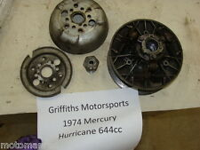 74 73 72 MERCURY 644 HURRICANE SNOWMOBILE primary belt drive clutch