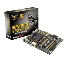ASUS TUF SABERTOOTH 990FX R2.0 AM3+ SATA 6Gb/s USB 3.0 ATX Motherboard