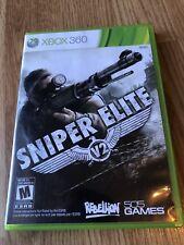 Sniper Elite Xbox 360 Cib Game VC1