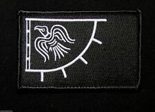 VIKING BLACKBIRD SUN LEAF ERICSON ARMY TACTICAL MORALE BADGE SWAT HOOK PATCH