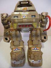 "Robot-Battle Bruiser-Electronic-1980's-Vintage-10"" Tall"