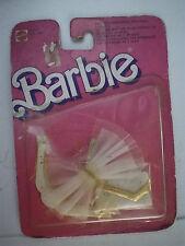 """Barbie Pretty Extras accessori """"eleganza più"""" cod 4261 MATTEL 1987 NUOVO"""