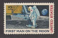 APOLLO 11 - FIRST MAN ON THE MOON - 1969 U.S. POSTAGE STAMP - MINT CONDITION
