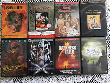 Dvd Movies Lot! You Choose! Few Oop Titles! Drama, Horror, Action!