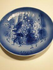 Christmas plate 1973