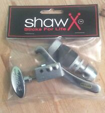 Shaw Hi Hat Drop Clutch With Cympad Foam Felts Use With Double Bass Drum Pedals