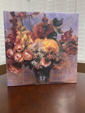 Fleurs dans un Vase 500 Piece Jigsaw Puzzle Laurel Ink New Sealed See Pics