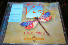 YES Live from House of Blues !!! LIMITED 2CD RAREEE