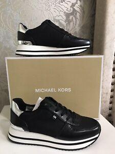 Michael Kors Monique Designer trainers UK5 BNIB