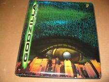 Godzilla Trading Card Binder Album