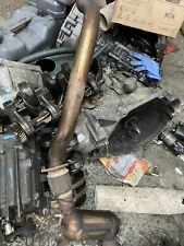 BMW E46 320d Catalytic Converter/Downpipe