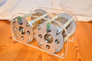 Wasserstoffgenerator 230V; bis 10 LPM; Elektrolysezelle ; 120 Platten CNC