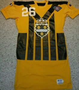 PITTSBURGH STEELERS TEAM ISSUED JERSEY 1994 ROD WOODSON THROWBACK STARTER JERSEY