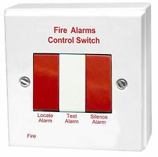 AICO Ei411H Test Hush & Locate Remote Fire Alarm Control Switch Use With EI168RC