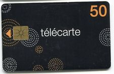 TELECARTE 50 FRANCE TECOM